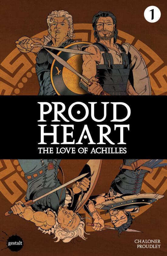 Proud Heart #1 - Cover Art