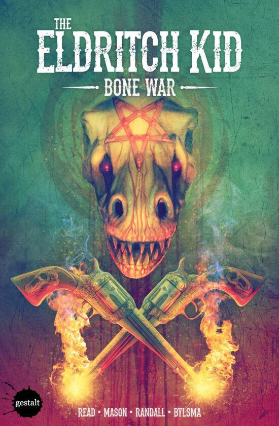 Eldritch Kid Bone War - Cover Art